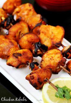 Chicken kebab recipe   How to make chicken kabab recipe   Kebab recipe