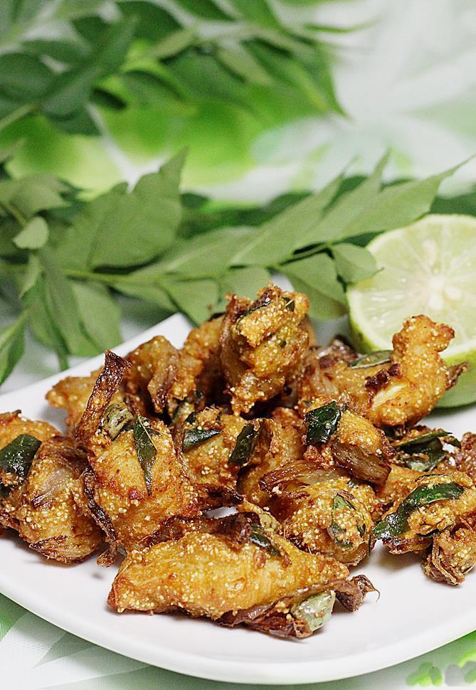chicken pakoda swasthis recipes