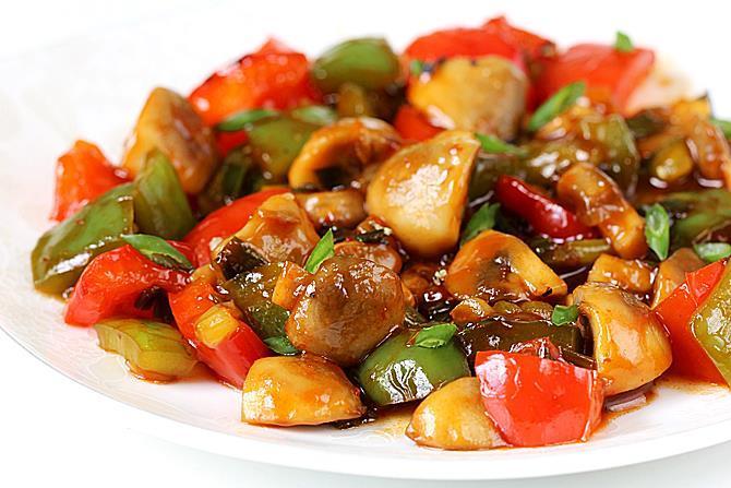 Easy healthy chicken and mushroom recipes