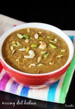 Moong Dal Halwa   How to make halwa using moong dal