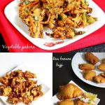 Pakora recipes | Collecton of 13 pakoda & bajji recipes