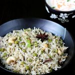 Peas pulao recipe video | How to make matar pulao recipe | Green peas pulav