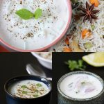 Raita recipes | 13 raita varieties for biryani, pulao, kebabs