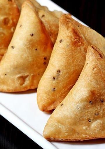 Samosa recipe   How to make samosa recipe   Punjabi samosa recipe