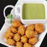 Soya pakora recipe | Meal maker pakoda using soya nuggets