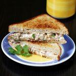 Mayo chicken sandwich recipe   Chicken sandwich with mayonnaise recipe