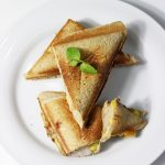 Corn cheese sandwich recipe | Sweet corn sandwich recipe