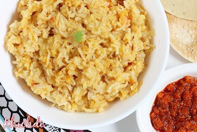 Dal khichdi recipe video how to make dal khichdi in pressure cooker dal khichdi recipe how to make dal khichdi recipe in pressure cooker ccuart Choice Image