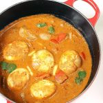 Kadai egg masala recipe | Egg capsicum curry recipe