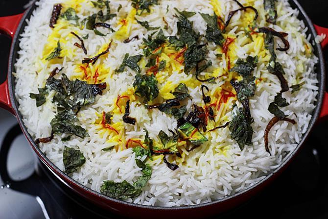 lucknowi biryani recipe