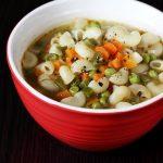 Pasta soup recipe   Soupy veg pasta recipe   Macaroni recipe