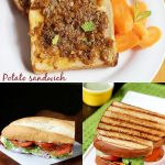 Sandwich recipes | 25 Easy sandwich recipes for breakfast or snack