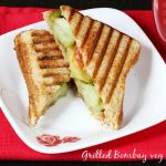 Veg grilled sandwich recipe | How to make bombay grilled sandwich