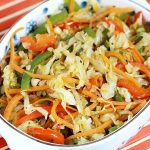 Stir fried cabbage recipe | Chinese style cabbage stir fry recipe