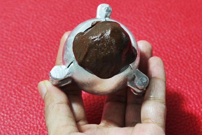stuff mixture for chocolate modak recipe