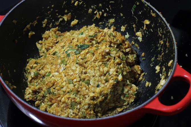 cooking meal maker cutlet mixture