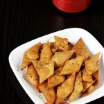 Namak para recipe | Namak pare | Spicy diamond cuts recipe