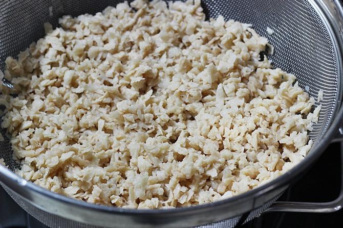 blend nuggets for soya granules cutlet recipe