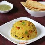 Tomato upma recipe | Andhra style tomato rava upma recipe
