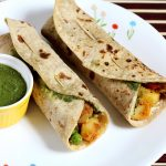 Kathi rolls recipe | How to make veg kati roll | Kids Recipes