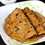 Veg paratha recipe | How to make mix vegetable paratha recipe