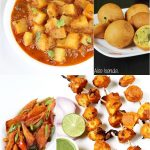 Potato recipes | Aloo recipes | Indian potato recipes