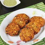 Cabbage vada recipe | How to make cabbage vada | cabbage dal vada