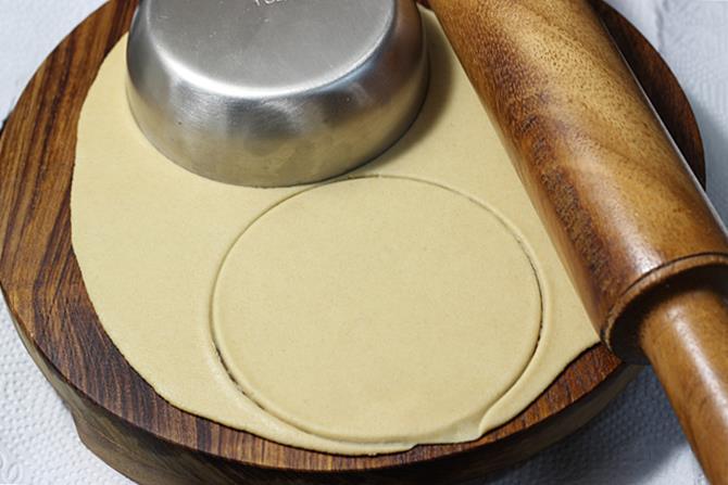 puris for fried modak recipe