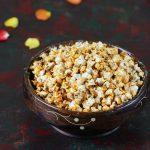 Jowar pops recipe   Spiced jowar puffs recipe   Jonna pelalu