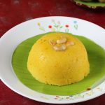 Milk rava kesari recipe | How to make milk kesari recipe