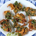 Palak pakoda recipe | How to make palak pakora recipe