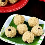 Tirupati boondi ladoo recipe video | How to make boondi laddu recipe