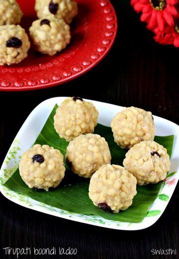 Tirupati boondi ladoo recipe video | How to make boondi laddu recipe