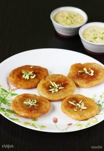 Easy malpua recipe | How to make malpua recipe | Malpua rabdi recipe