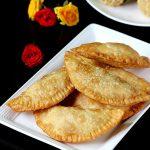 Karanji recipe video   Kajjikayalu recipe   How to make karanji recipe