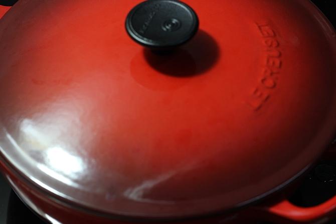 pressure cook tomato biryani