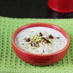 Quick oats porridge recipe video | How to make dates oats porridge recipe