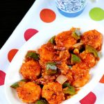 Chilli prawns recipe video | How to make chilli prawns recipe (Indo chinese style)