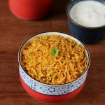 Tomato rice recipe video | South Indian style spicy tomato rice recipe