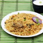 Ambur chicken biryani recipe video | Ambur star biryani | Tamilnadu biryani