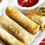 vegetable spring rolls, how to make vegetable spring rolls