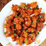 Gobi manchurian recipe video | How to make crispy cauliflower manchurian