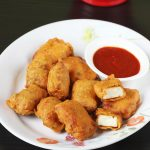 Paneer pakora recipe video | How to make spicy paneer pakoda