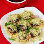 Sev puri recipe video | How to make mumbai sev puri chaat