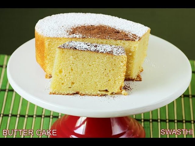 How To Make A Simple Cake For Beginners Veg Recipes