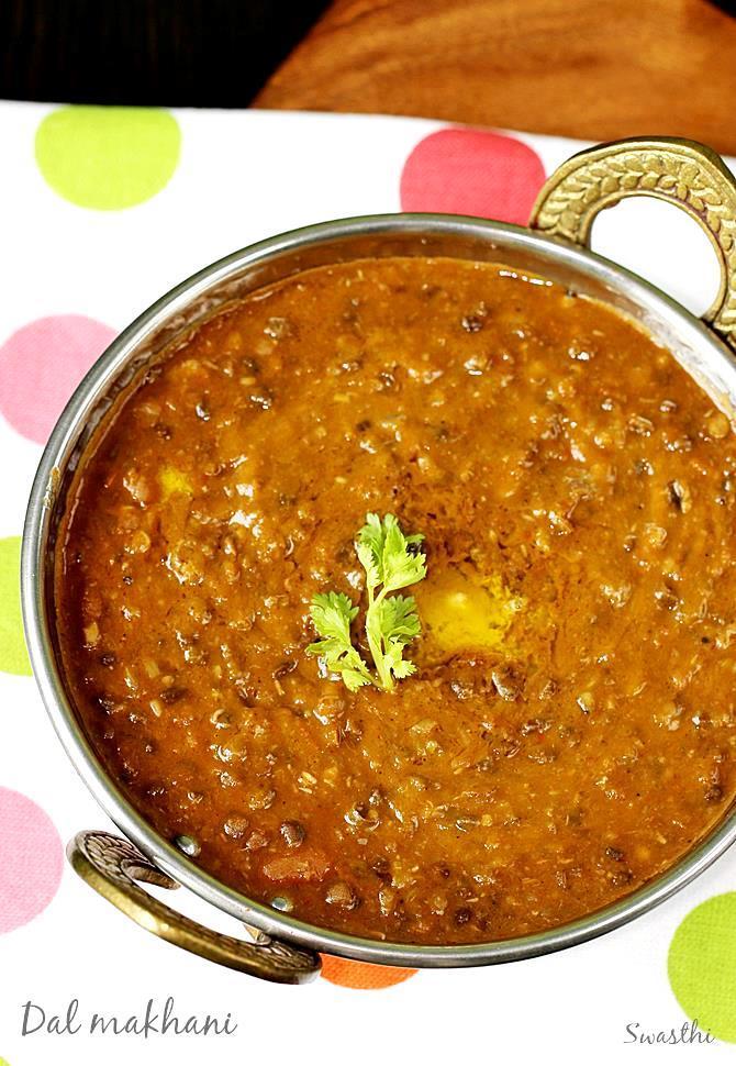 dal makhani indian recipes