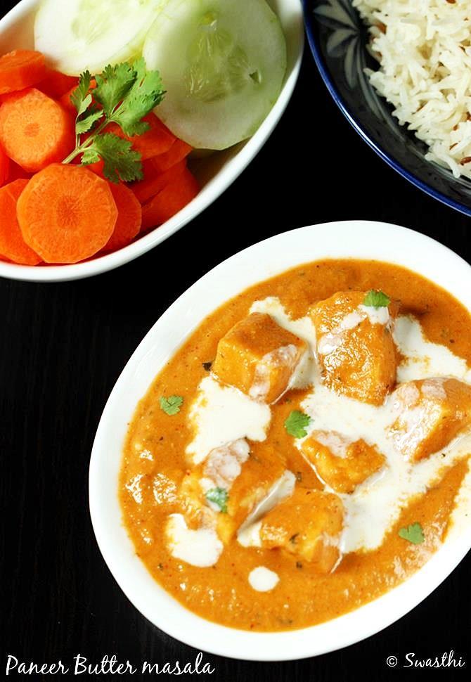 paneer masala indian recipes