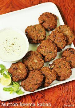 Mutton kabab recipe | Mutton keema kabab recipe